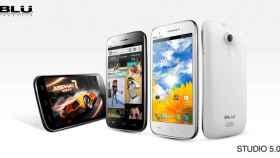 BLU presenta los nuevos smartphones The Studio 5.0, 5.0S y 5.3S: Muy buenos precios y Jelly Bean Stock