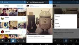Instagram añade corrección de publicaciones anteriores y descubrir contactos