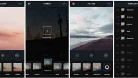 Instagram añade 5 nuevos filtros