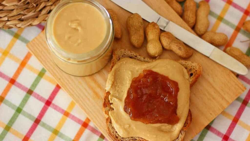 Cómo hacer mantequilla de cacahuete casera
