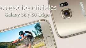 Todos los accesorios oficiales para el Samsung Galaxy S6 y S6 Edge