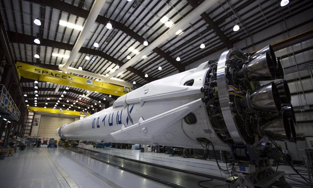 spacex cohete 2