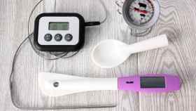 Termómetros de cocina low-cost