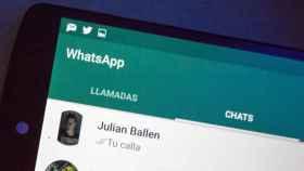 WhatsApp se actualiza con Material Design [APK]