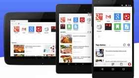 Opera Mini 8: Nuevo diseño, menos consumo y gestión de descargas