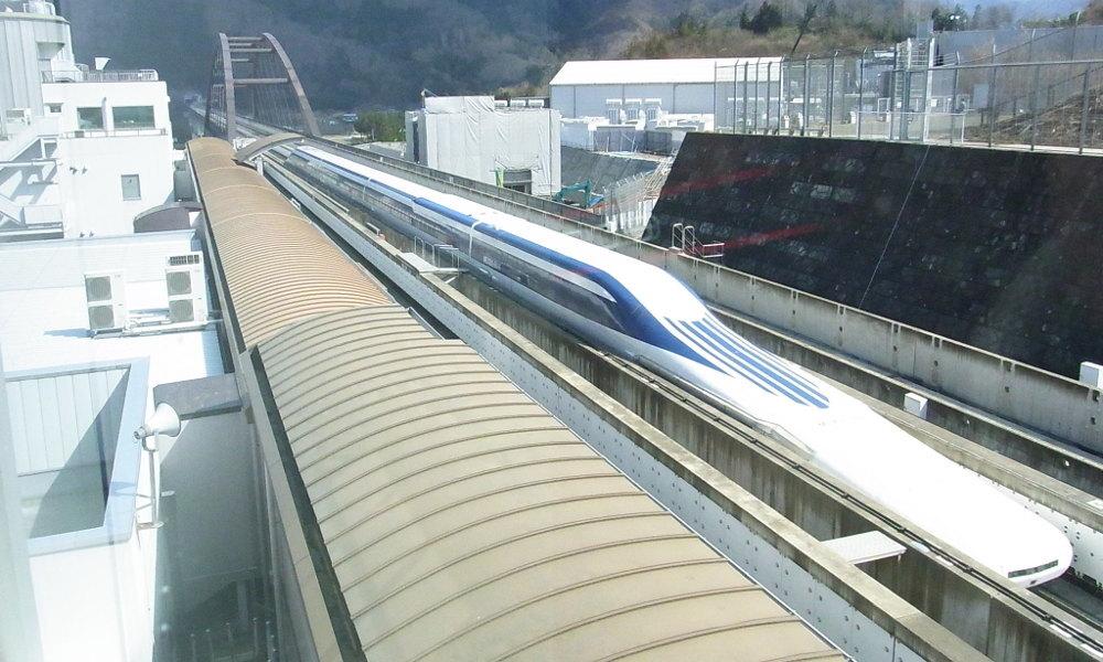 tren maglev 2