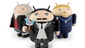 «…for Science!», la nueva colección de figuras Android