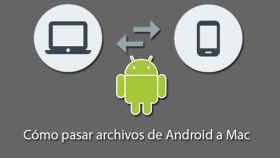 Cómo pasar archivos de Android a Mac