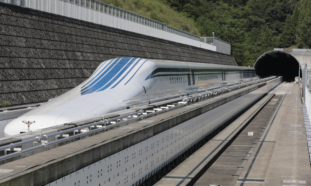 maglev tren 2