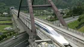 maglev tren 1