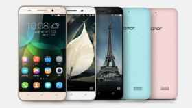 Honor 4C, Honor Pad y Huawei Play Pad Note