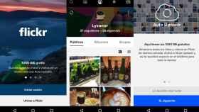 Flickr 4.0: rediseño total, filtros y 1000GB para copia automática de fotos