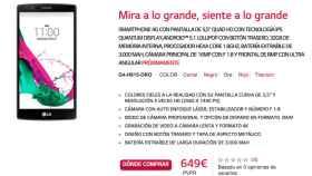 LG G4 se venderá a partir de 649€ en España