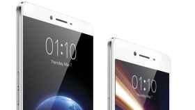 El Oppo R7 y el Oppo R7 Plus muestran su aspecto de forma oficial