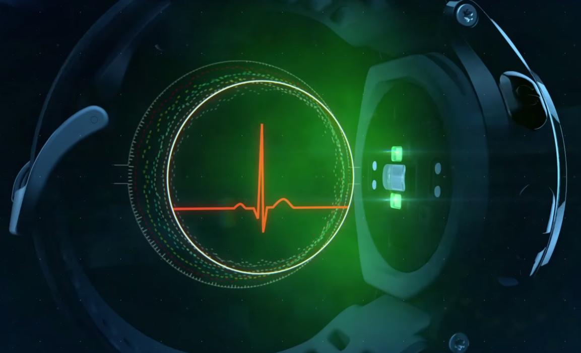 relojes con sensor optico