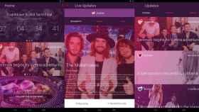Disfruta de Eurovisión 2015 con la app oficial para Android