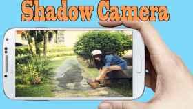 Shadow Camera, fotos fantasmales gracias a la doble exposición