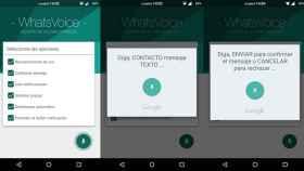 Whatsvoice, utiliza Whatsapp con la voz mientras conduces