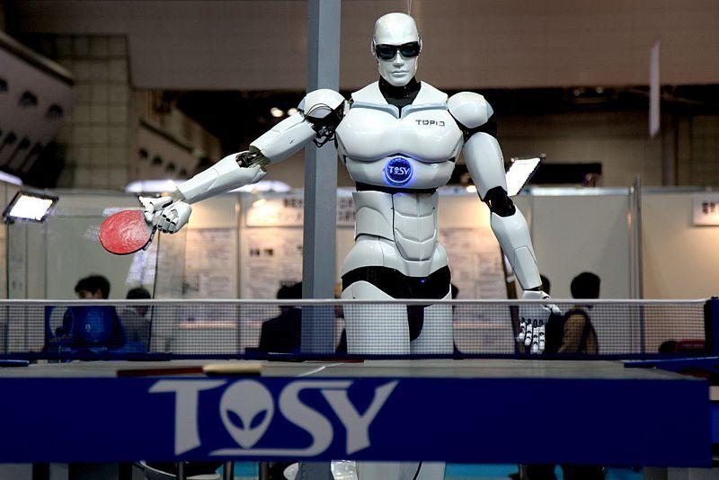 Topio robot