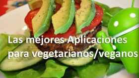 Las mejores aplicaciones para vegetarianos y veganos
