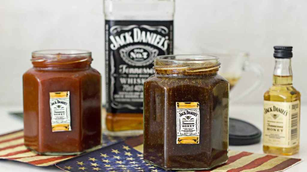 Salsa Jack Daniel's