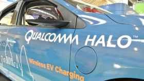 El coche que se carga inalámbricamente de Qualcomm y Mercedes