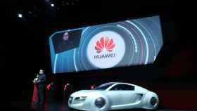 Huawei y Audi presentan el coche con conectividad 4G