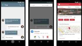 Google «Now on Tap» nos ofrecerá información justo cuando crea que la necesitamos