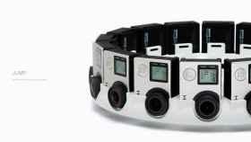 Google Jump, la revolución de la realidad virtual junto a GoPro