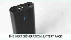 La batería externa LumoPack, ¿el 'power bank' definitivo?
