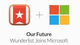 Ya es oficial: Microsoft compra Wunderlist