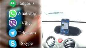 Touchless Chat, habla y chatea por el manos libres