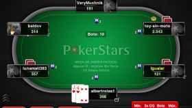 Nuevos juegos en la app de PokerStars
