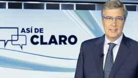 TVE cancela 'Así de claro' tras sus malos datos de audiencia
