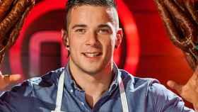 Carlos, de 'Masterchef', concursará en el 'Cocineros al volante' de TVE