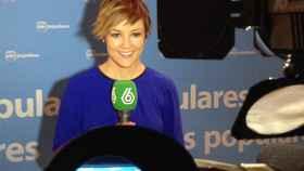 Cristina Pardo y los sueños de Mariano Rajoy con las teles