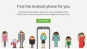 Encuentra el móvil perfecto para ti con la última herramienta de Google