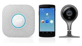 Nest anuncia nuevo detector de humo y cámara de vigilancia