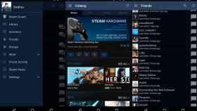 A Valve se le ilumina la bombilla y Steam se actualiza a Material Design