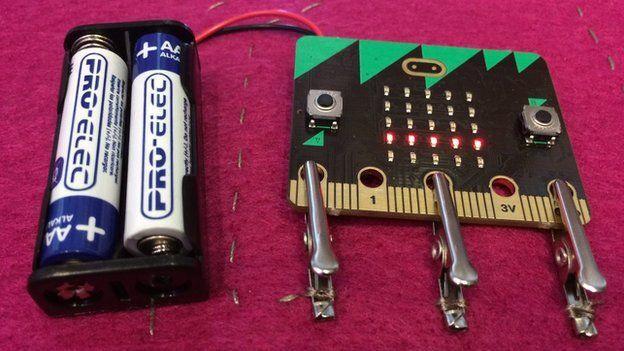 bbc micro bit 3