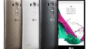 El LG G4 Beat, la versión de gama media del buque insignia de la compañía