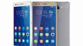 El Huawei Honor 7 llegará a Europa