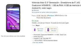 Ya disponible para comprar el nuevo Motorola Moto G