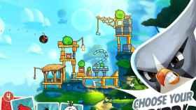 Angry Birds 2 ya disponible en Google Play