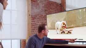 Transforma tu TV en un panel táctil