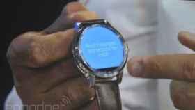 Así es el smartwatch Android Wear de Fossil con procesador Intel