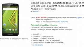 Motorola Moto X Play ya disponible para comprar en pre-venta