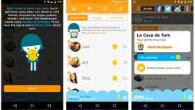 Swarm sigue recuperando elementos del viejo Foursquare… ahora los marcadores