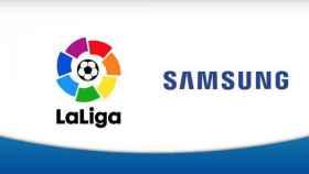 Samsung, nuevo patrocinador de La Liga de fútbol para la temporada 2015-2016