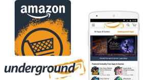 Amazon Underground, la nueva sección de aplicaciones y juegos gratis para Android